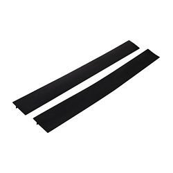 Kitchen Silicone Stove Counter Gap Cover, Happybase Gap Filler Seals Out Gap Cover between Stove ...
