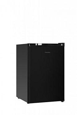 Hisense RS27B5 Feet Free-Standing Compact Refrigerator, 2.7 Cubic Foot, Black