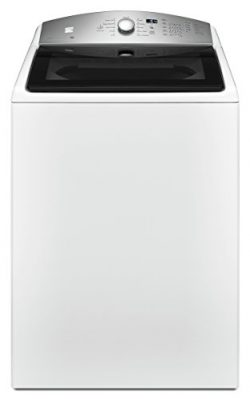 Kenmore 20372 4.7 cu.ft. Top Load Washer with Triple Action Agitator and Steam Treat in White, i ...