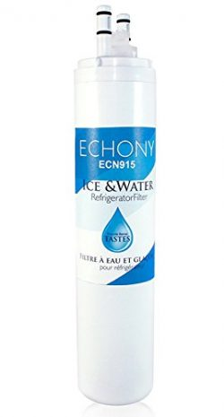 Echony Fits Frigidaire ULTRAWF Cartridge Refrigerator Water Filter, Also Compatible Puresource,  ...