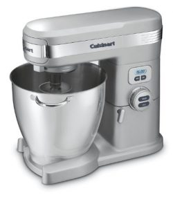 Cuisinart SM-70BC 7-Quart 12-Speed Stand Mixer, Brushed Chrome
