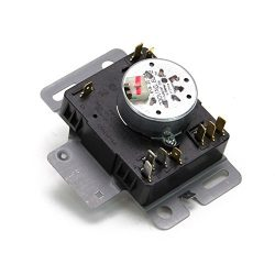 Whirlpool W10857612 Dryer Timer Genuine Original Equipment Manufacturer (OEM) Part for Amana, Ro ...
