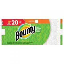 Bounty Full Sheet Paper Towels – 8 Huge Rolls