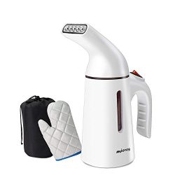 mieres, Handheld Steamer For Clothes, Portable Clothes Steamer Powerful Steamer, Wrinkle Remover ...