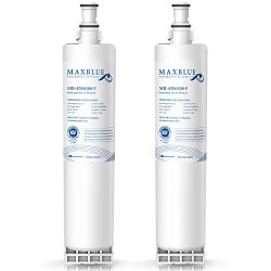 Maxblue NSF 53&42 Certified 4396508 Refrigerator Water Filter Replacement for Whirlpool 4396 ...