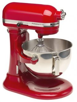 KitchenAid Professional 5 Plus Series Stand Mixers –  Empire Red