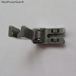 NewPowerGear Industrial Sewing Machine Roller Foot Replacement For Feiyue FY8500, FY8700 Juki DD ...