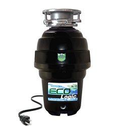 Eco Logic EL-10-3BM 10 Premium Food Waste Disposer