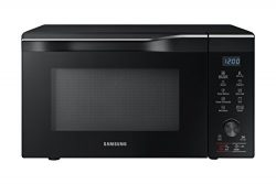 Samsung MC11K7035CG 1.1 cu. ft. Countertop Power Convection Microwave Oven with Sensor and Ceram ...