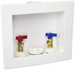 Oatey FBA_38529 Quadtro 1/4 Turn Copper Standard Retail Washer Parts & Accessories, 8-3/4&#8 ...