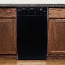 EdgeStar BIDW1801BL 18″ Built-In Dishwasher – Black