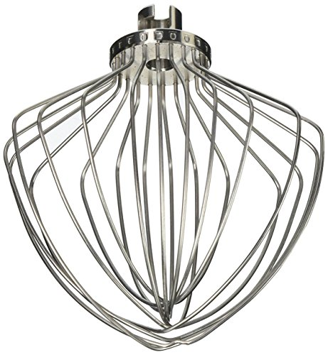 Kitchenaid Kn211ww 11 Wire Whip For 5 And 6 Quart Lift