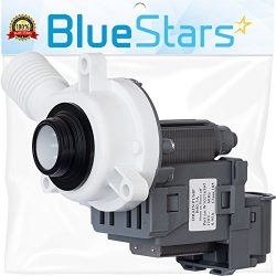 Ultra Durable W10276397 Washer Drain Pump Replacement Part by Blue Stars – Exact Fit For Whirlpo ...