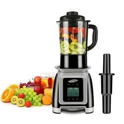 Professional Blender, JUSCHEF 35000RPMS High Speed Blender for Shakes and Smoothies, Commercial  ...