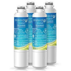 Waterdrop NSF 53&42 Certified DA29-00020B Refrigerator Water Filter Replacement for Samsung  ...