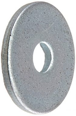 The Hillman Group 290000 Fender Zinc Washers, 1/8-Inch x 5/8-Inch, 100-Pack