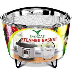 Instant Pot Accessories Steamer Basket 6qt – Pressure Cooker Accessories – Instant P ...