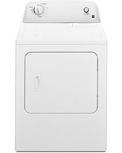 Kenmore 06012 6.5 cu. ft. Electric Dryer – White