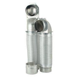 Whirlpool 4396013RB Dura Vent Installer Kit for Dryers