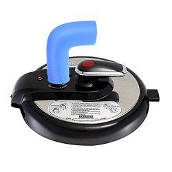 TENACHI Steam Release Pressure Cooker Silinone Diverter 360 Rotation Steam Guide Instant Pot Acc ...