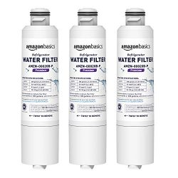 AmazonBasics Replacement Samsung DA29-00020B Refrigerator Water Filter – Premium Filtratio ...