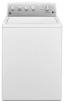 Kenmore 25122 3.9 cu. ft. Top-Load Washer, White