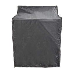 Washer and Dryer Covers For outdoor Washing Machine Cover for Top-load and Front load Waterproof ...