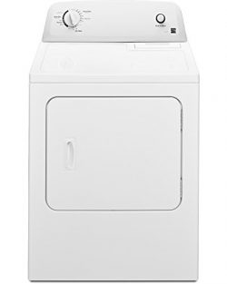 Kenmore 70222 6.5 cu. ft. Gas Dryer, White