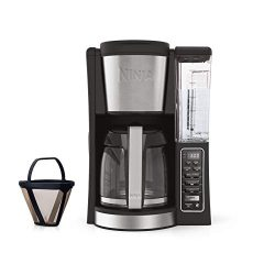 Ninja 12-Cup Programmable Coffee Maker with Classic and Rich Brews, 60 oz. Water Reservoir, and  ...
