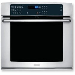 Electrolux EI27EW35PS27″ Stainless Steel Electric Single Wall Oven – Convection