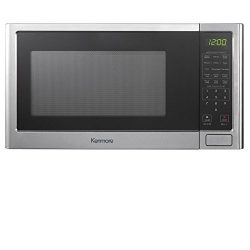 Kenmore 1.6 cu. ft. Microwave Oven – Stainless Steel 76983