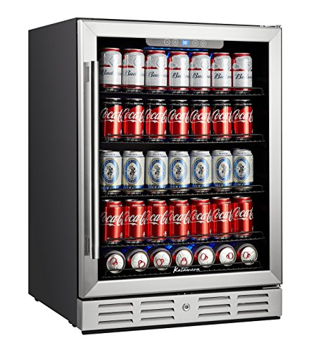 Kalamera Beverage Cooler and Fridge – Fit Perfectly into 24 inch Space Under Counter or Fr ...