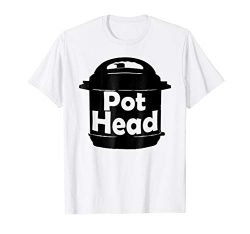 Instant Pot Head Funny Shirt