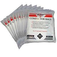 W10165295BU Whirlpool Trash Compactor Universal Trash Compactor Bags