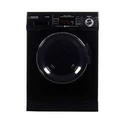 All-in-one 1200 RPM New Version Compact Convertible Combo Washer Dryer with Fully Digital Easy t ...