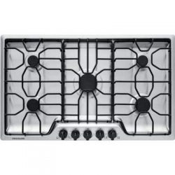 Frigidaire FFGC3612TS 36″ Gas Cooktop Stainless Steel