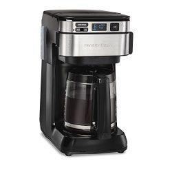 Hamilton Beach 46310 Programmable Coffee Maker, Black
