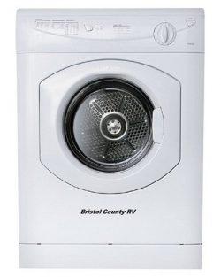 Splendide TVM63XNA Ariston Stackable Dryer 24 inch White