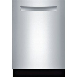 Bosch SHP865WD5N 500 Series Built In Fully Integrated Dishwasher with 5 Wash Cycles, in Stainles ...