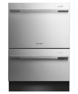 Fisher Paykel DD24DDFTX7 DishDrawer Tall 24″ Stainless Steel Semi-Integrated Dishwasher &# ...