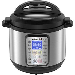 Instant Pot DUO Plus 8 Qt 9-in-1 Multi- Use Programmable Pressure Cooker, Slow Cooker, Rice Cook ...