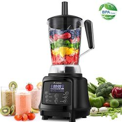 Blender, AAOBOSI Smoothie Blender, Professional Blender for Shakes and Smoothies, 75oz Pitcher,  ...