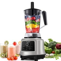 AAOBOSI Smoothie Blender, Professional Blender for Shakes and Smoothies, 75oz Pitcher, Variable  ...