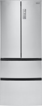 Haier 15-Cu.-Ft. French-Door Refrigerator 28″ width Stainless Steel HRF15N3AGS