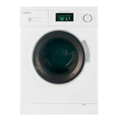 Equator Compact 1.6 cu.ft. Combination Washer and Vented/Ventless Dryer