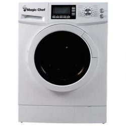 Magic Chef Ventless Washer and Electric Dryer Combo-2.0 cu. ft(White)
