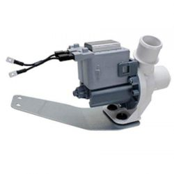 WH23X10030 Washing Machine Drain Pump for GE Washers by PartsBroz – Replaces Part Numbers  ...