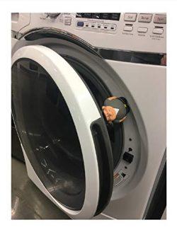Front-Load Washer Door Prop – Helps Prevent Mold and Mildew Odors (Doorman)