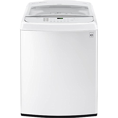 LG WT1901CW 5.0 Cu. Ft. Top Load White Washer WT1901CW