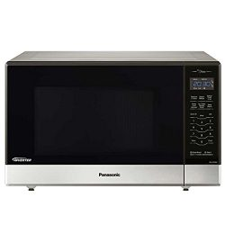 Panasonic NN-ST696S Countertop/Built-In Microwave with Inverter Technology, 1.2 cu. ft. , Stainl ...